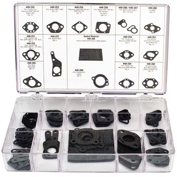Intake Gasket 2 Cycle Engines 114 Piece Kit / 08-010