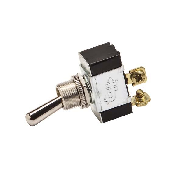 Universal 2 Terminal Toggle Switch / 33-206