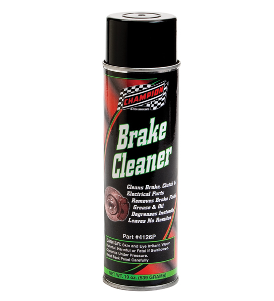 Brake Cleaner for Disc and ABS brakes 19 oz. / 4126P