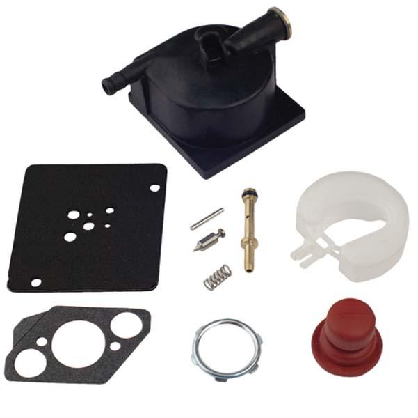 Float Bowl Assembly Repair Kit for Tecumseh 730637A / 49-241