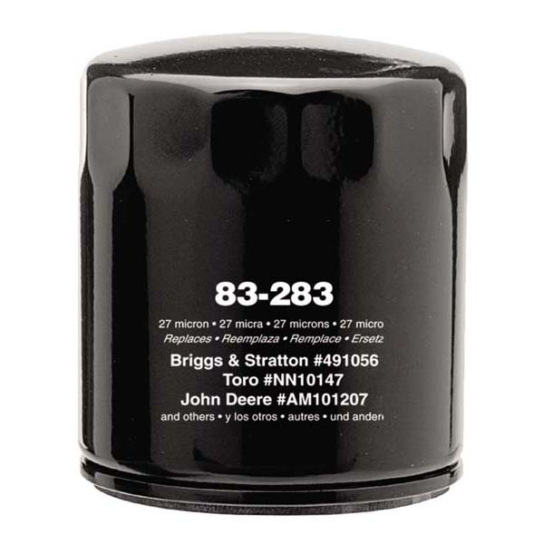 Oregon 83-283 Oil Filter for Briggs & Stratton 491056, 12 Pack / 83-403