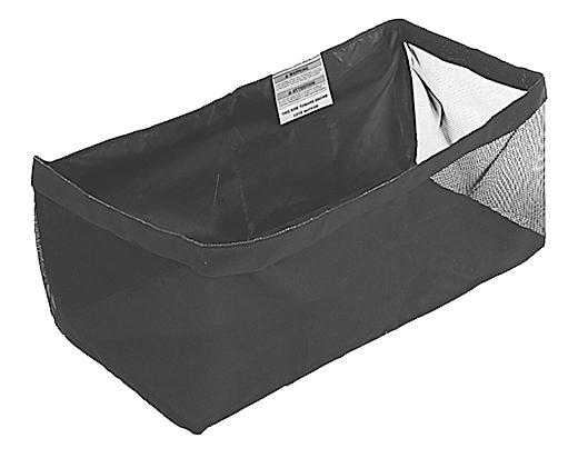 Rear Grass Bag for Snapper 1-8177 / 86-008