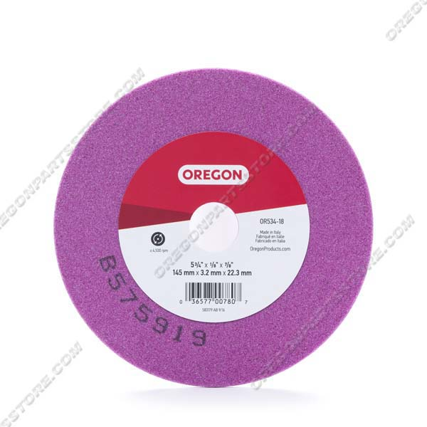 """5-3/4"""" X 1/8"""" Grinding Wheels / OR534-18A"""