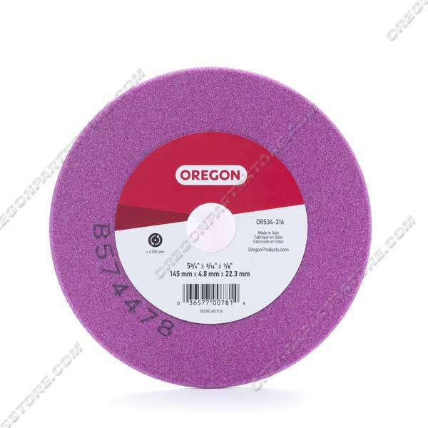 """5-3/4"""" X 3/16"""" Grinding Wheels / OR534-316A"""