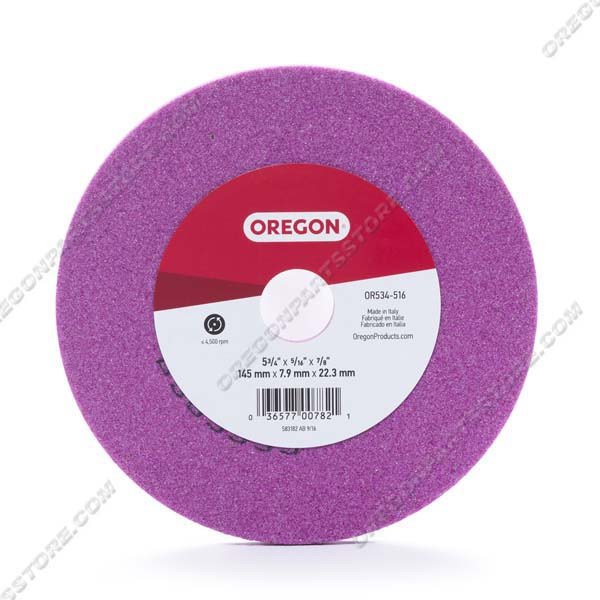 """5-3/4"""" X 5/16""""Grinding Wheels / OR534-516A"""