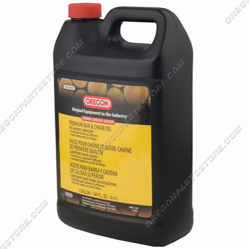 Bar and Chain Lube 1 Gallon Bottle / 54-059