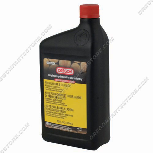 Bar and Chain Lube 1 Quart Bottle / 54-026