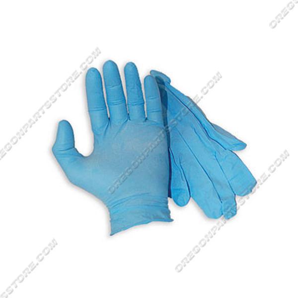Cordova Nitrile Disposable X-Large Gloves / 4090XL