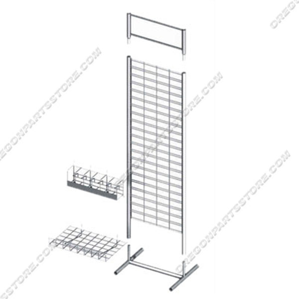 """Mower Blade Cage 3-1/4"""" Slots / F00-283-A"""