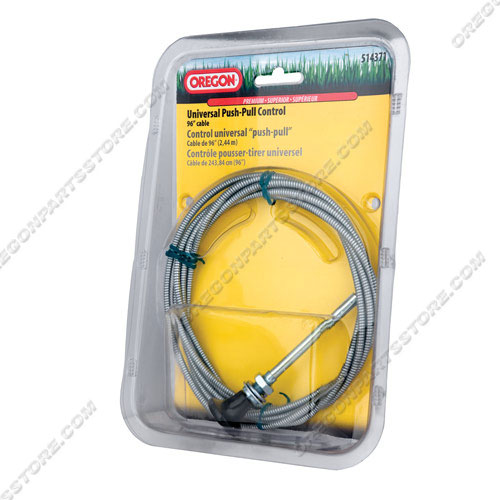 Push Pull Cable, Blister Pack of 60-122 / 514371