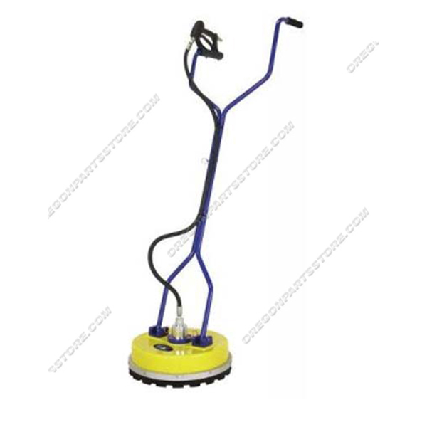 Rotary Surface Cleaner Yellow Poly Housing / 37-502