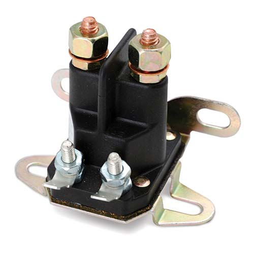 Solenoid 4 Post with Dual Mounting Bracket / 33-431