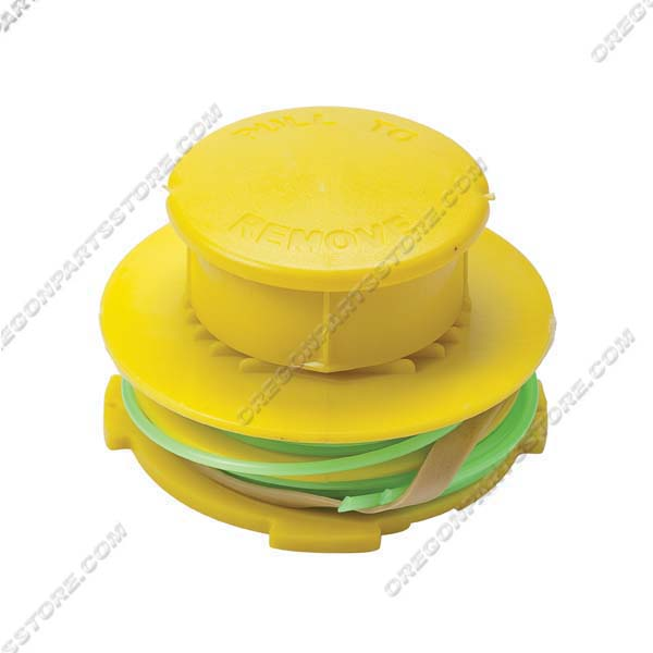 Spool and Line for Weed Eater 952-711548, 530-086473 / 55-281
