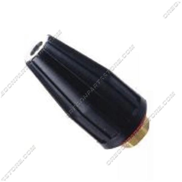 """Turbo Nozzle AL-TPR25, 1/4"""" F inlet, 3625PSI, Size 4 / 37-402"""