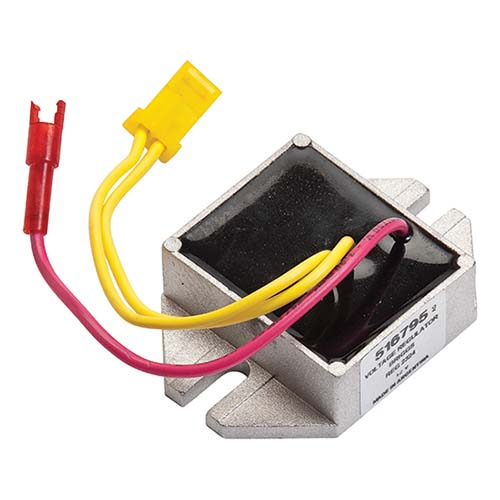 Voltage Regulator for Briggs & Stratton 691185, 394890 / 33-402