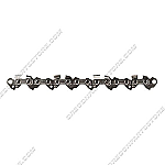 "8"" Chainsaw Chain 3/8"" Low Profile Pitch x .043"" Gauge, 34 DL / 90PX034G"