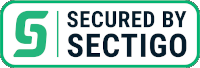 secured with sectigo EV SSL